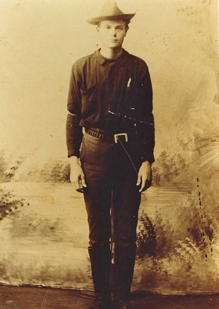 Irving Poole, First Texas Volunteer Infantry