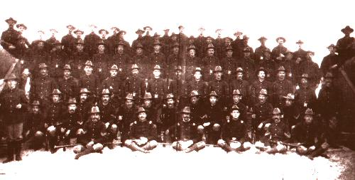 2nd New Jersey Volunteer Infantry, Co G