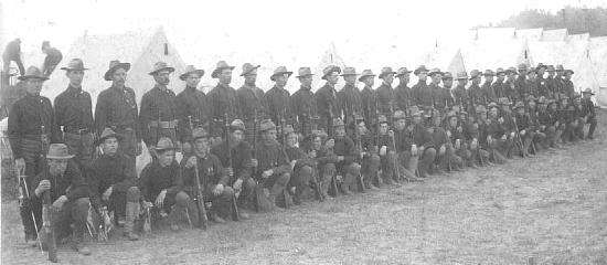 The 32nd Michigan Volunteer Infantry, Co. H