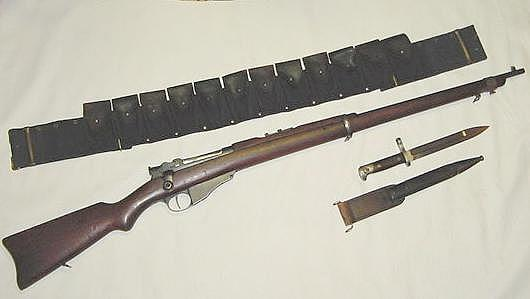The 1895 Lee Rifle