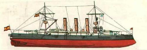Carlos V in broadside