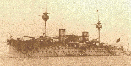 Spanish Battleship Pelayo