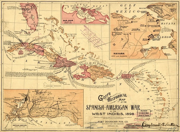 War in the West Indies, 1898